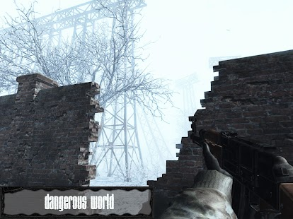 Z.O.N.A Shadow of Lemansk Screenshot