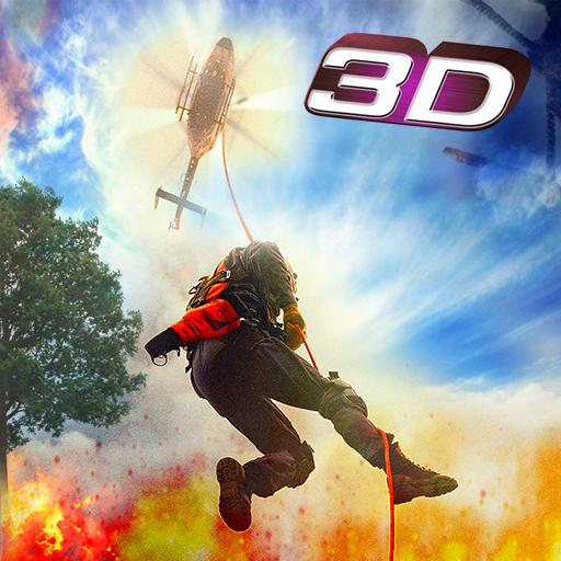 丛林消防直升机救援 模擬 App LOGO-APP開箱王