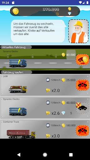 Code Triche Logistik Boss mod apk screenshots 4