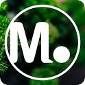 Monoic Icon Pack: White, Monotone, Minimalistic icon