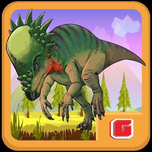Dino Pachycephalosaurus-Robots