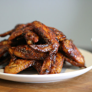 Easy Oven-baked Chicken Wings