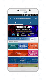 Blockchain Business Conference - náhled