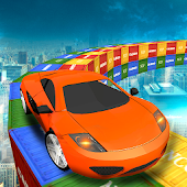 Impossible Track Racing Car: Stunt Driving Academy
