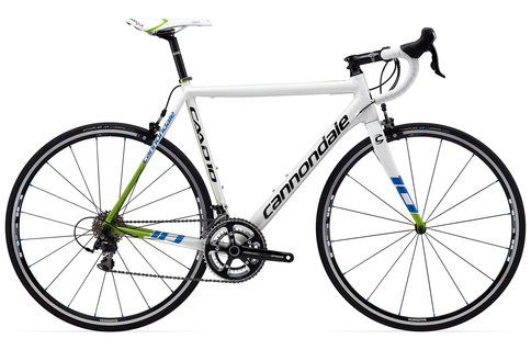 Geometry Details: Cannondale CAAD10 2012
