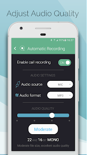 Automatic Call Recorder & Hide App Pro-callBOX 8