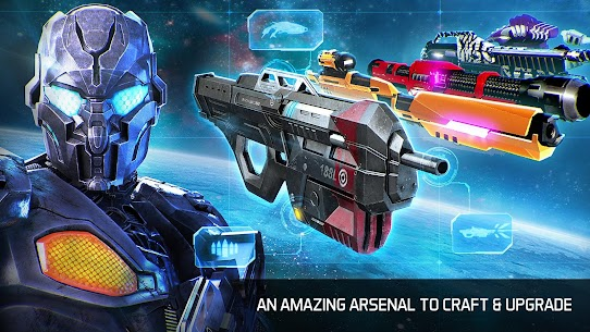 N.O.V.A. Legacy 4.1.5 Apk (Unlimited Money) MOD 8
