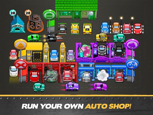 Tiny Auto Shop - Car Wash and Garage Game 1.3.10 screenshots 7