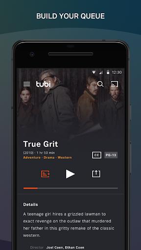 Tubi screenshot