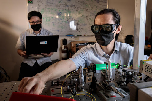 NUS researchers bring attack-proof quantum communication two steps forward