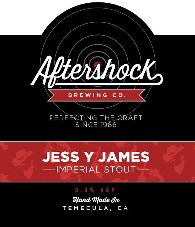 Logo of Aftershock Jess Y James