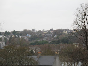 Photo: Cork seen from the UCC