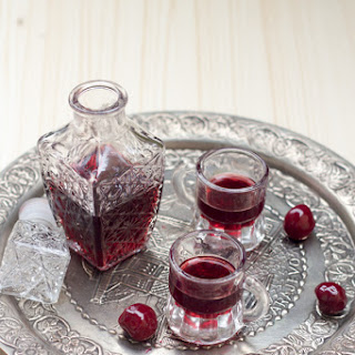Brandy Sour Cherries Recipes