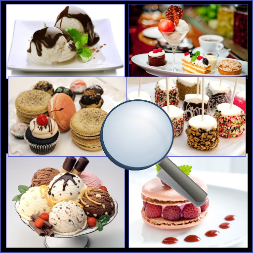Find Differences - Food file APK Free for PC, smart TV Download