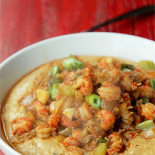 Crawfish and Grits
