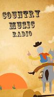 Screenshot of Country Music RADIO