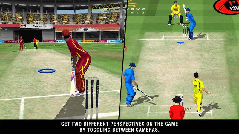 World Cricket Championship 2 v2.5.3 [Mod Money/Unlocked]