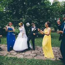 Wedding photographer Igor Kakalec (EZZHUK). Photo of 06.06.2016