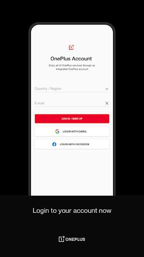 OnePlus Account  screenshots 2