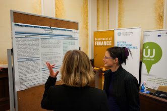 Photo: Scenes from the annual CFA sponsored Financial Market Liquidity Conference held at Corvinus University in Budapest, Hungary, on Thursdaya and Friday, October3 and 4, 2013.Photographer: Balint Fejer/ Northfoto