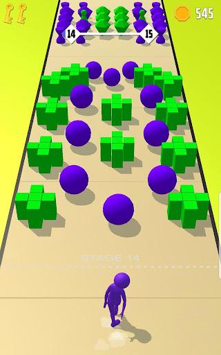 Code Triche Ragdoll Bump 3D APK MOD screenshots 1
