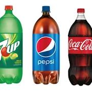 2 Liter Bottled Drink