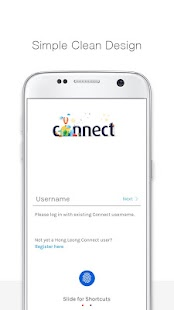 Hong Leong Connect Mobile Banking - náhled