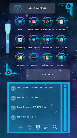 android Starboard for Total Launcher Screenshot 2