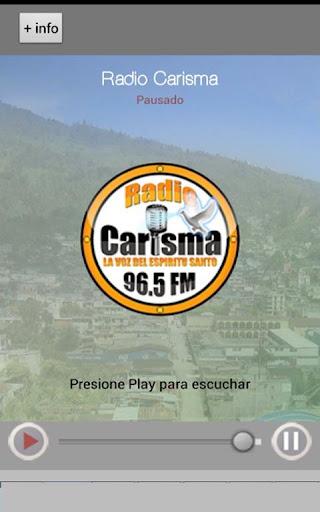 Radio Carisma 96.5 FM