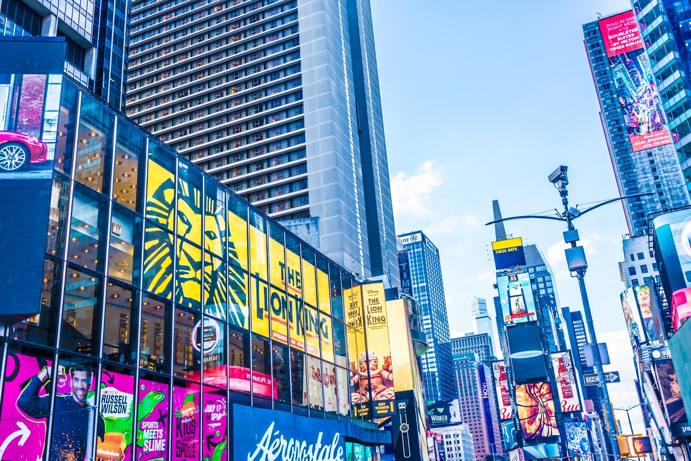 ニューヨーク タイムズスクエア5