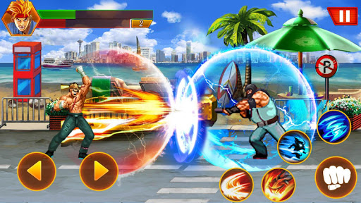 Street Boxing kung fu fighter 1.0.0 screenshots 6