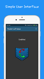 Pocket Call Sense - náhled