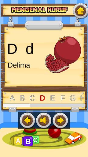 Game Anak Edukasi Huruf screenshot 10
