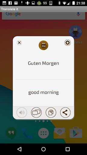 Download Voice Translator Translate It Apk Full Apksfullcom