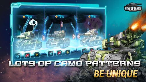 Code Triche Rise of Tanks - 5v5 Online Tank Battle APK MOD screenshots 5