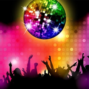 Disco ball live wallpaper android apps on google play for 1234 get on the dance floor video download