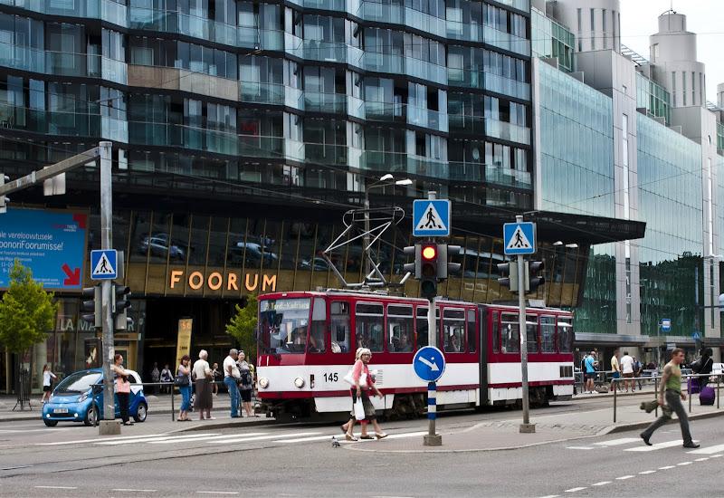 Photo: This is an old tram in Tallin. It´s my contribution for +TransportTuesday #transporttuesday by +Gene Bowker+Joe Paul+Steve Boyko+Michael Earley