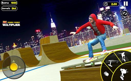 Flip Skate Stuntman 1.2 screenshots 5