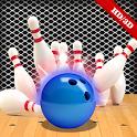 Realistic Bowling Strike icon