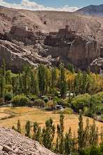 Photo: Basgo Castle, Basgo, Ladakh, Indian Himalayas