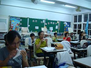 Photo: 20110923頭份(五)陶笛魔法師001