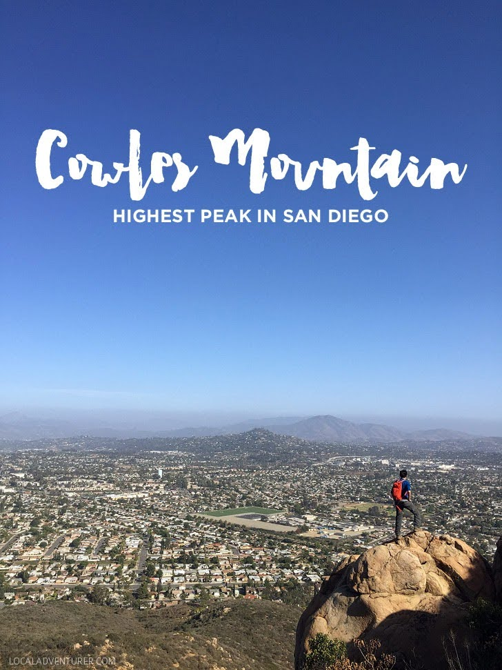Cowles Mountain Hike (Hiking Trails in San Diego).
