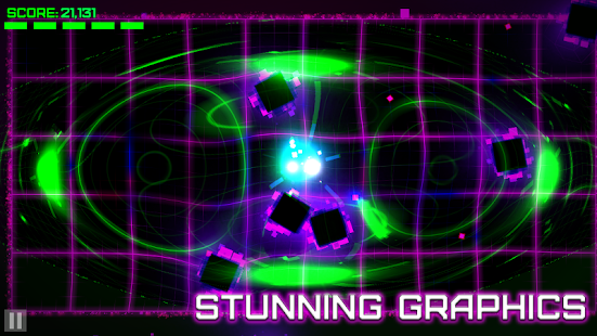Neo Duo: Neon Geometry Dodge- screenshot thumbnail
