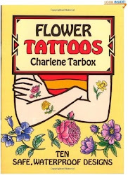 Flower Tattoos - Charlene Tarbox