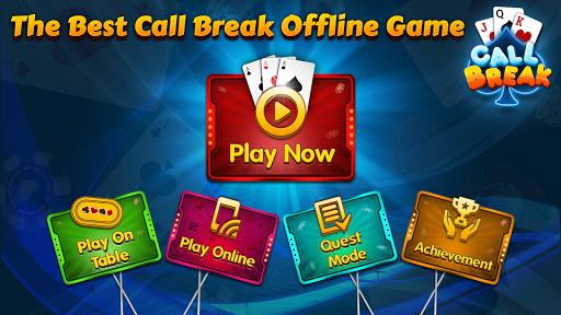 Call Break - Offline