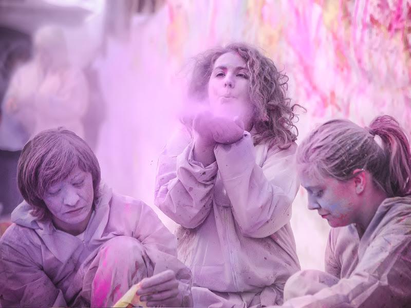 pink powder di bi