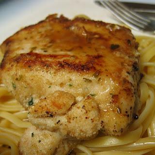 Italian Chicken Marsala