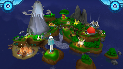 Camp Poku00e9mon 1.3 screenshots 2