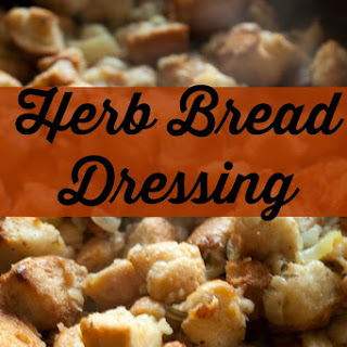 Herb Bread Dressing