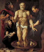 Photo: Peter Paul Rubens, The Death of Seneca, 1612-13